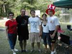 Visiting Camp Buckner