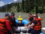 White Water Rafting the Snake River