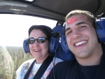 Helicopter Flight into Grand Canyon