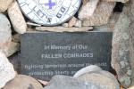 In Memory of Fallen Comrades