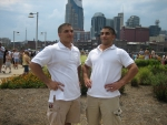 Attending Red Bull Flugtag in Nashville